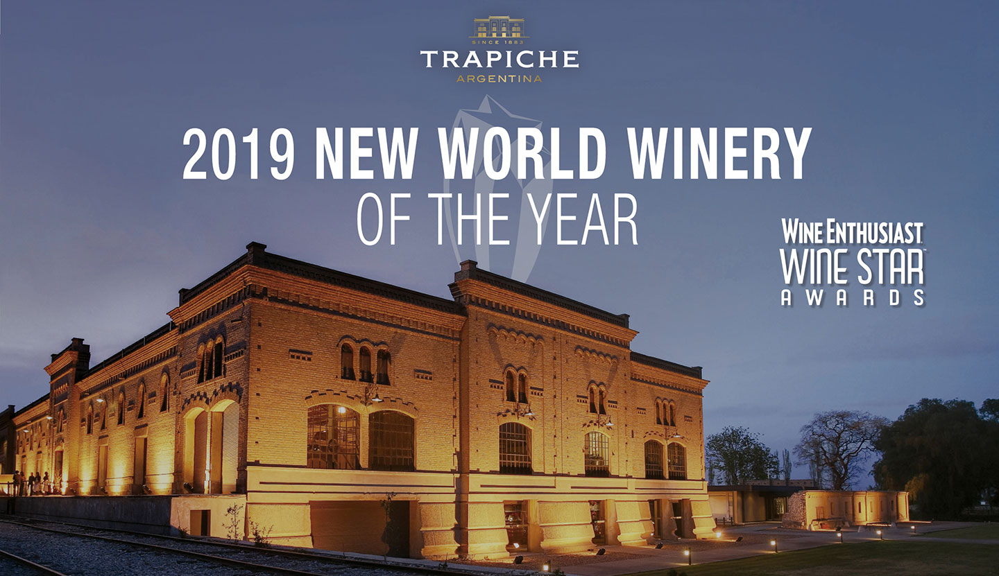 New World Winery of the Year